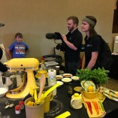 The 2017 NFOB was a widely covered media event in the north east Kansas region.