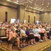 The 2017 NFOB crowd was the largest in the event's history with an estimated 3,000 people in attendance.