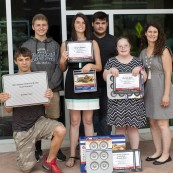 Youth awards for the 2017 National Festival of breads were presented