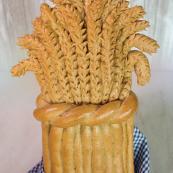 Wheat State Sheaf, bread shaping