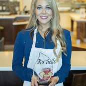 RaChelle Hubsmith was named Champion in the Home Baker Division.