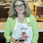 Merry Graham was named Champion in the Food Blogger Division.