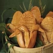 Corn on the Cob Bread
