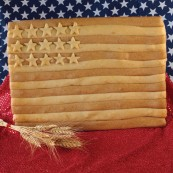 Grand Old Flag Bread