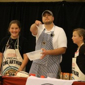 Nate Sandel from King Arthur Flour.