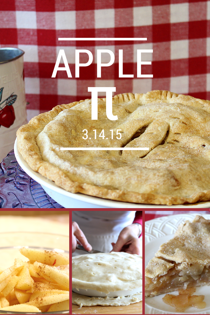 Apple pie, pi day, pie day