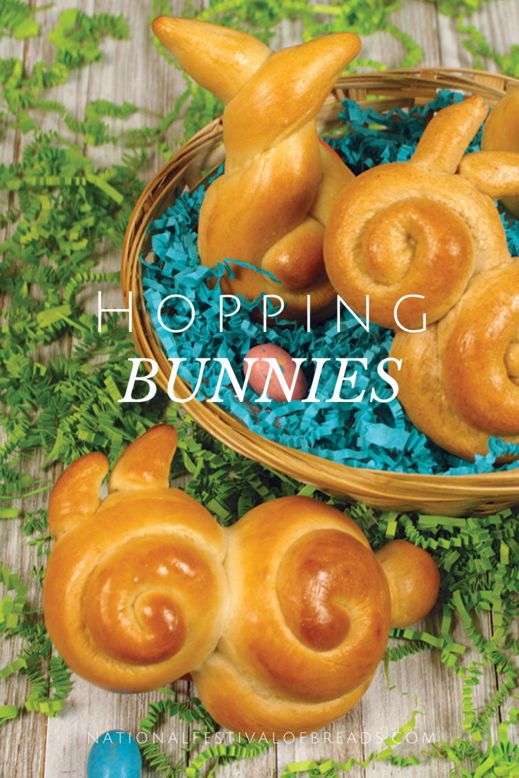 Hopping Bunny Rolls are the perfect side for your spring-time brunch! With two different styles and step-by-step photos and instructions, you are sure to nail this Pinspiration!