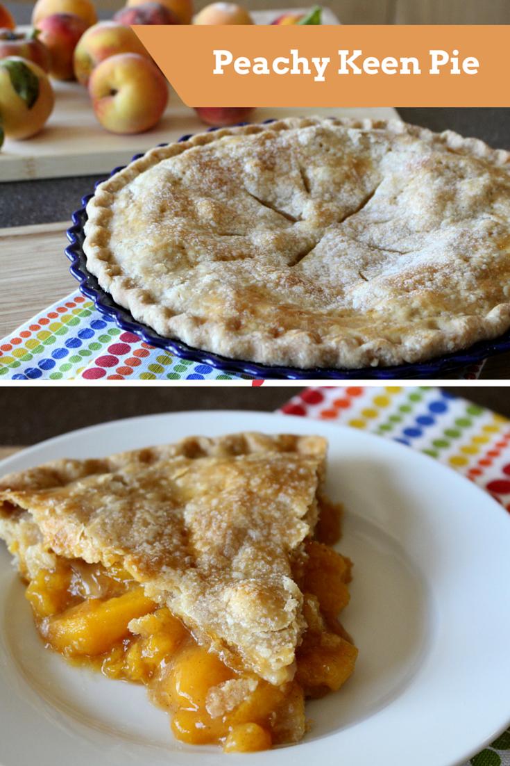 Peach Pie, Kansas Wheat