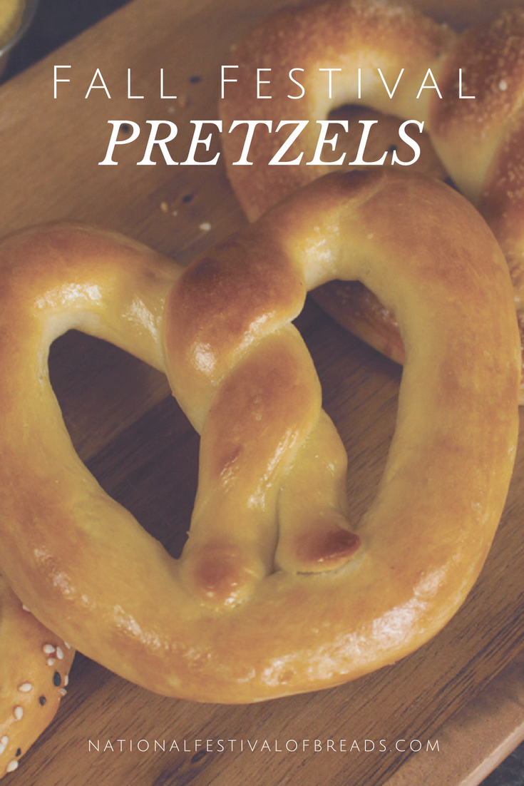 These Fall Festival Pretzels are an easy, and tasty, start to your journey in the kitchen! With step-by-step instructions and photos, why would you NOT try these delicious pretzels!?