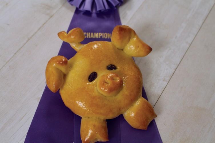 Porky Pig Buns