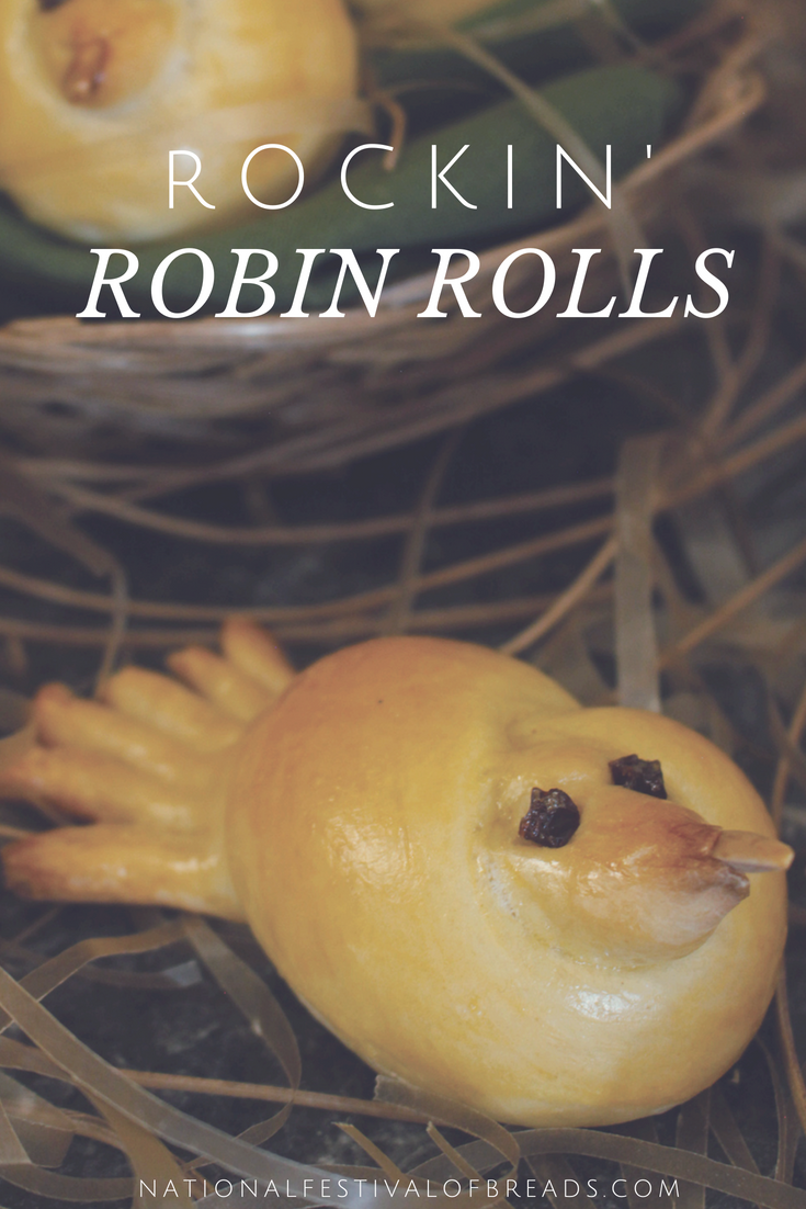 Rocking Robin Rolls are the perfect spring-time baking challenge! Looking for a fun rainy day activity? Make the dough and see which kiddo is the top bread sculptor! The reward? Your adorable and DELICIOUS masterpiece!