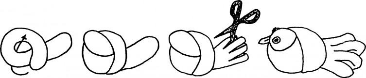 Image: Shaping Rocking Robins.
