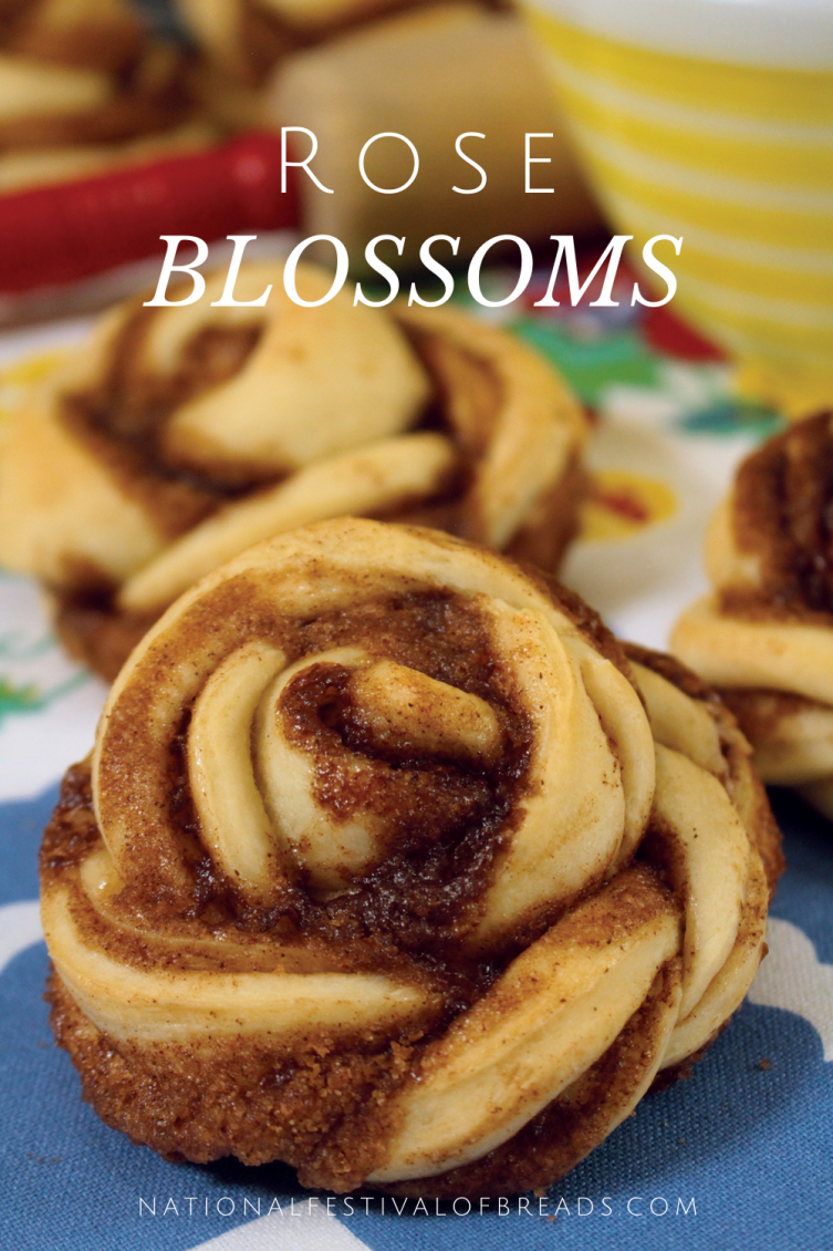 These Rose Bloom rolls are as tasty as they are beautiful! Take a look at our step-by-step photos and instructions!
