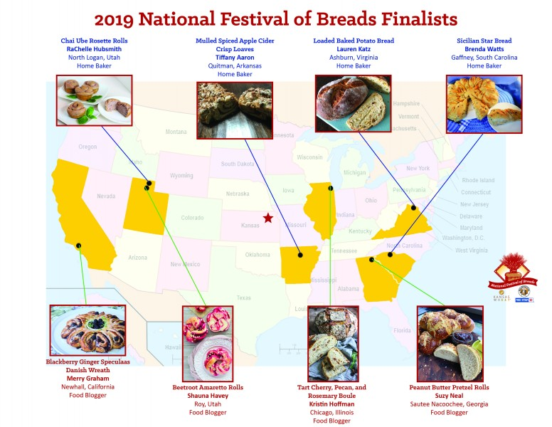 2019 National Festival of Breads Schedule | National