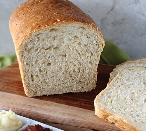Quick And Easy Steel Cut Oat Bread National Festival Of