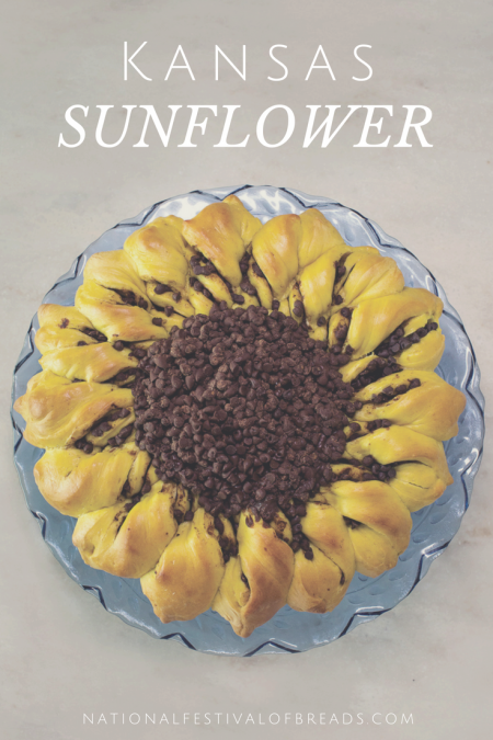 This Sunflower Bread is a beauty! Even though it's gorgeous, it's very easy to DIY! We have step-by-step photos and instructions so you can bring a slice of sunshine into your home!