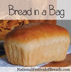 Image: Bread in a Bag.