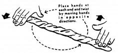 Image: Shaping Breadsticks.