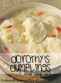 Image: Dorothy's Dumplings.