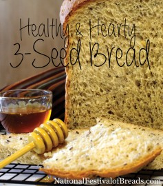 Photo: Healthy & Hearty 3-Seed Bread