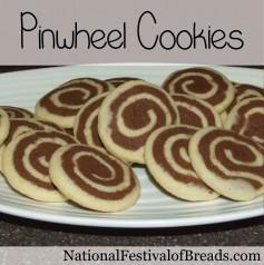 Photo: Pinwheel Cookies.