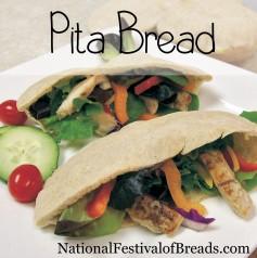 Image: Pita Bread.