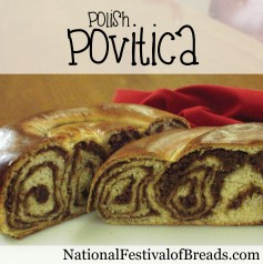 Photo: Polish Povitica.