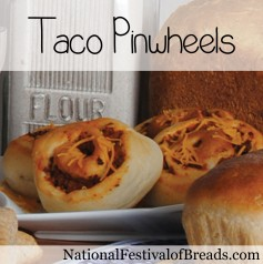 Image: Taco Pinwheels.