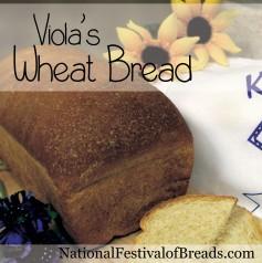 Image: Viola Wheat Bread.