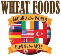 Image: Wheat Foods Around the World.