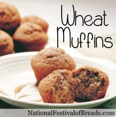 Image: Wheat Muffins.
