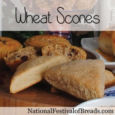 Image: Wheat Scones.