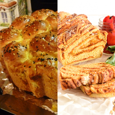 Finalists in the Whole Grain Breads Category.
